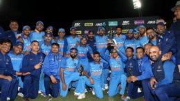 ক্রিকেট বিশ্বকাপ ২০১৯ ভারতীয় দল