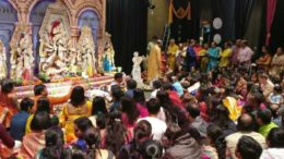 স্টকহোম সর্বজনীন দুর্গাপুজোর এ বার সাতে পদার্পণ