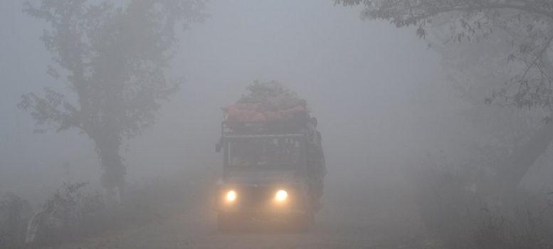 শীতে কাবু কলকাতা-সহ গোটা রাজ্য