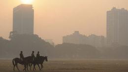 কলকাতায় মরসুমের শীতলতম দিন