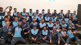 অস্ট্রেলিয়া বনাম ভারত, দ্বিতীয় টেস্টের চতুর্থ দিন