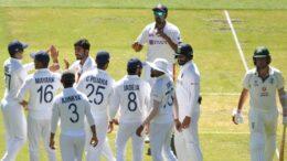 অস্ট্রেলিয়া বনাম ভারত, দ্বিতীয় টেস্টের প্রথম দিন