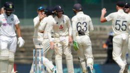 ভারত বনাম ইংল্যান্ড প্রথম টেস্টের পঞ্চম দিন