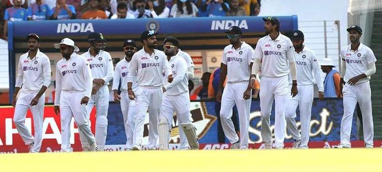 ভারতের দ্বিতীয় বিশ্ব টেস্ট চ্যাম্পিয়নশিপ