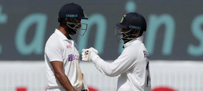 ভারত বনাম ইংল্যান্ড প্রথম টেস্টের তৃতীয় দিন