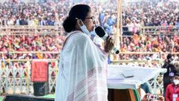 কলকাতায় আর প্রচার করবেন না মমতা বন্দ্যোপাধ্যায়