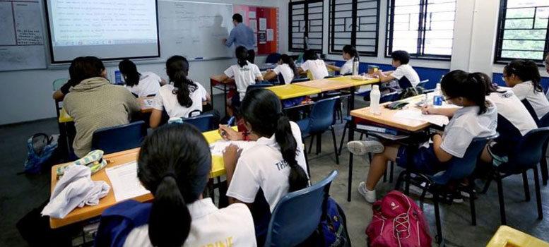 সিঙ্গাপুরে বন্ধ স্কুল