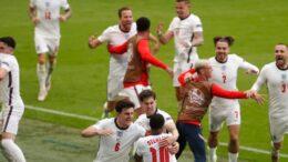 Euro 2020, England vs Germany