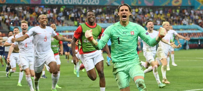 Euro 2020, France vs Switzerland
