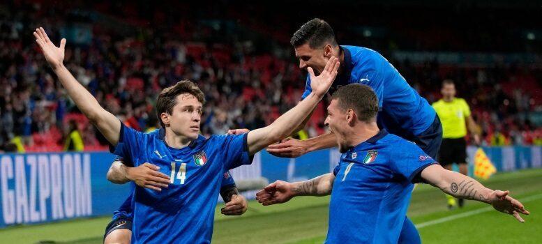 Euro 2020, Italy vs Austria