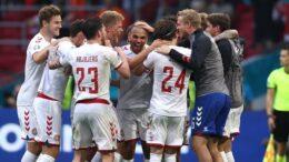 Euro 2020, Wales vs Denmark
