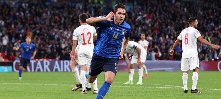 Euro 2020 Semi Final 1