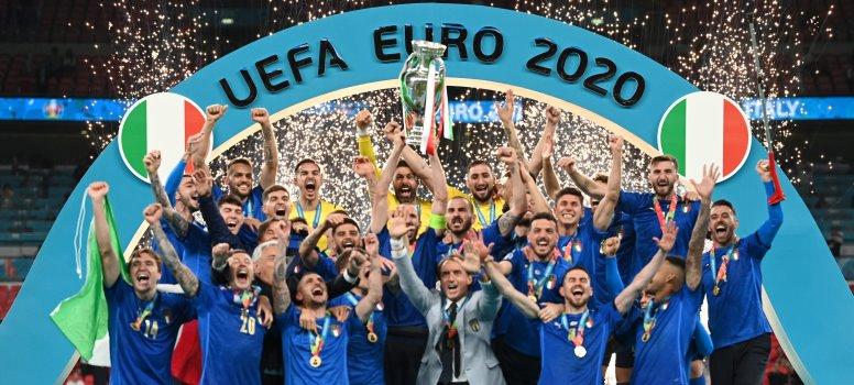 Euro 2020 Final Italy vs England
