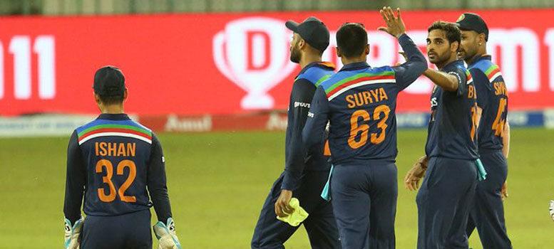 Sri Lanka vs India 1st T20