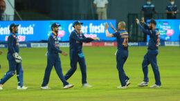 শ্রীলঙ্কা-ভারত দ্বিতীয় টি২০