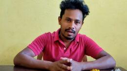 ওড়িশার ইসাক মুন্ডা