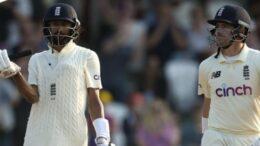 ইংল্যান্ড বনাম ভারত তৃতীয় টেস্টের প্রথম দিন