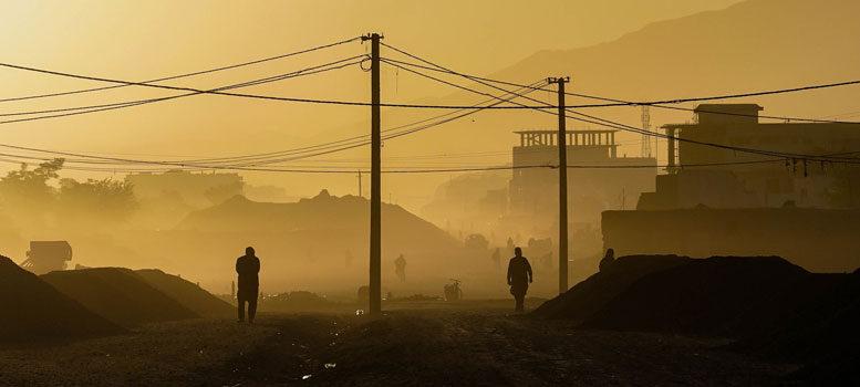 আফগানিস্তান জ্বলছে