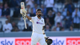 ইংল্যান্ড বনাম ভারত দ্বিতীয় টেস্টের প্রথম দিন