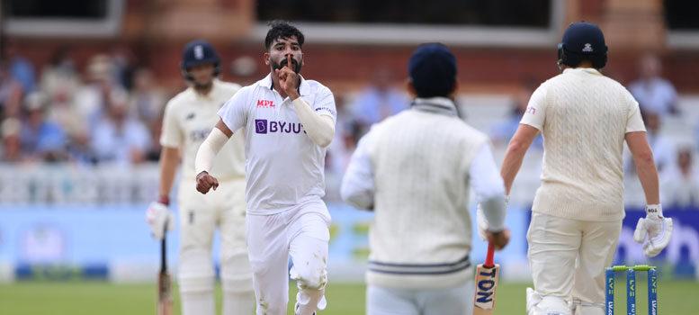 ইংল্যান্ড বনাম ভারত দ্বিতীয় টেস্টের তৃতীয় দিন
