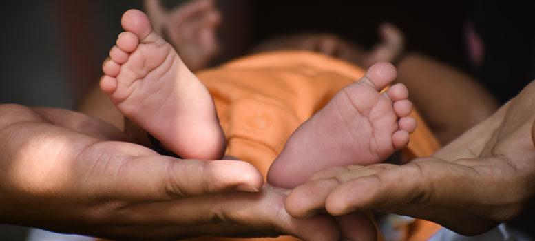 বিশ্বের সব থেকে ছোট সদ্যজাত