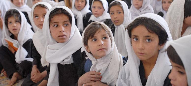 স্কুল খুলল আফগানিস্তানে