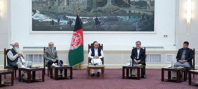 আফগানিস্তানের প্রাক্তন প্রেসিডেন্ট আশরফ গনি