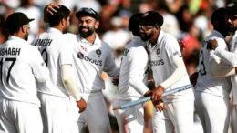ইংল্যান্ড বনাম ভারত চতুর্থ টেস্টের পঞ্চম দিন